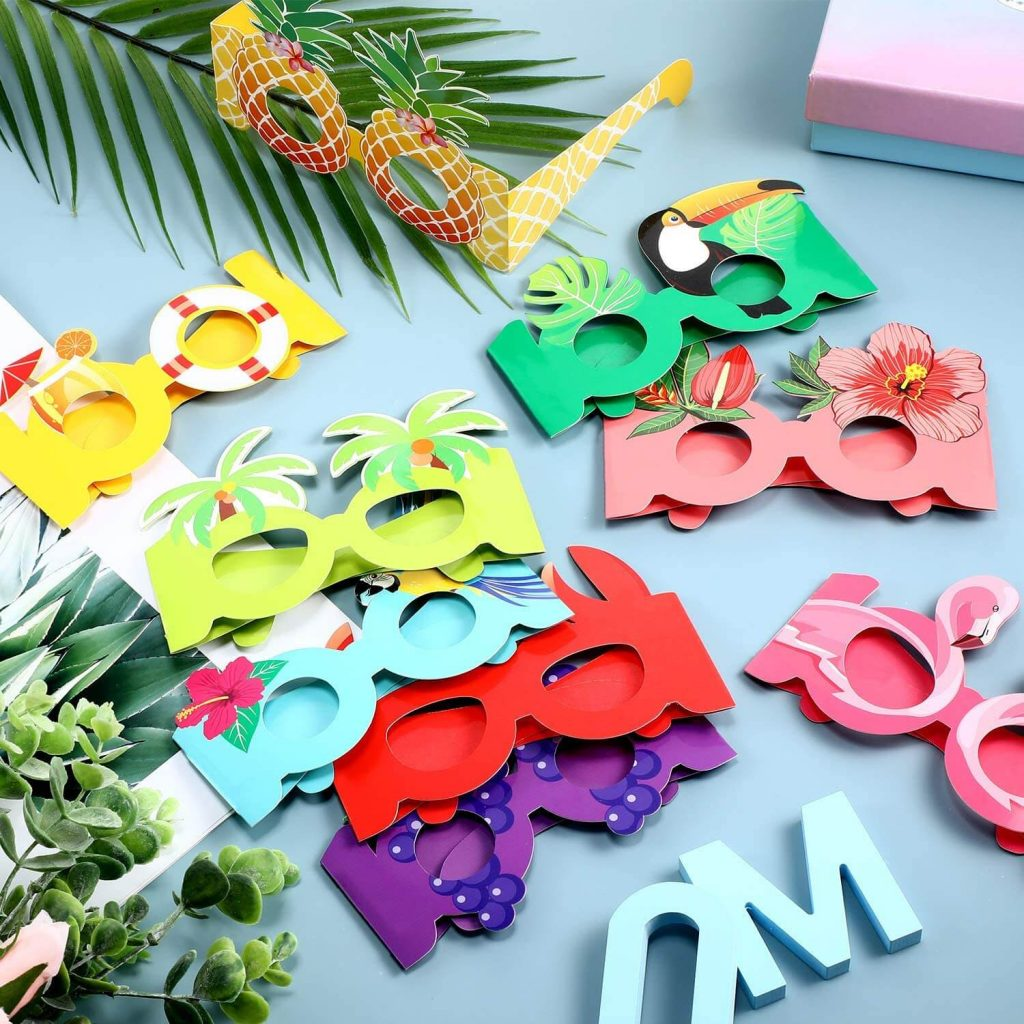 Summer Birthday Party Ideas: Favors