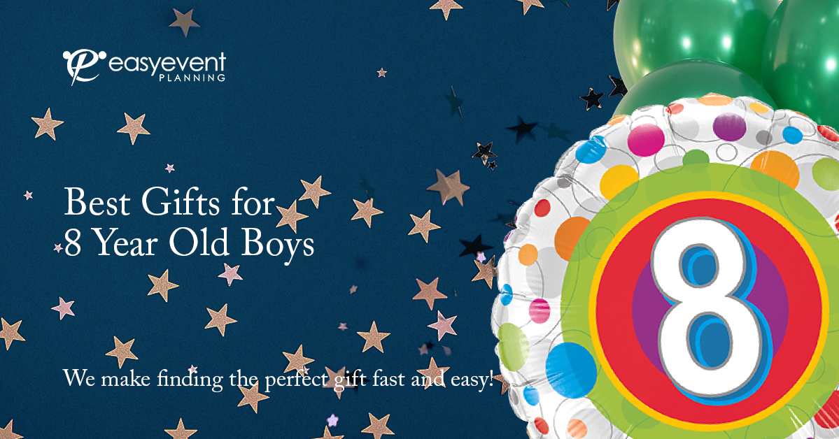 27 Best Gifts for 8 Year Old Boys