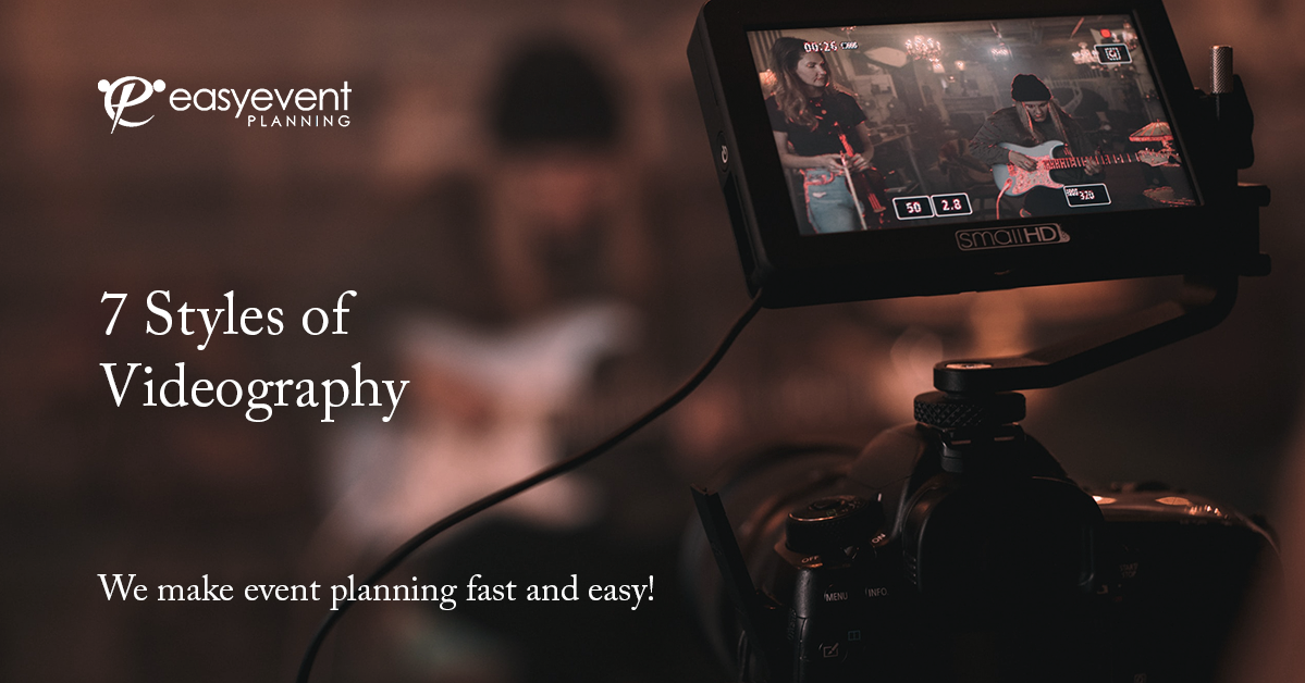 7 Styles of Videography