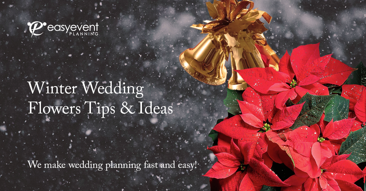 8 Winter Wedding Flowers Tips and Ideas