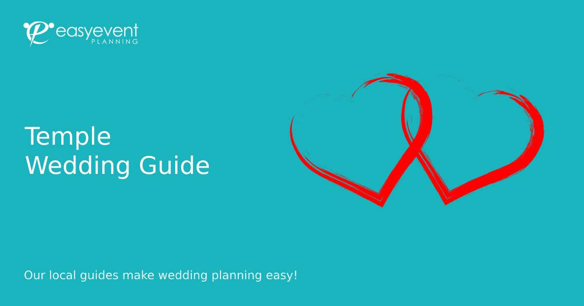 Temple Wedding Guide