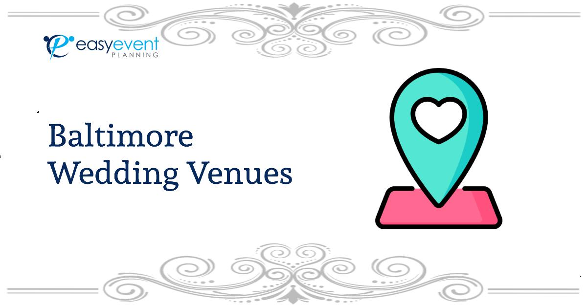 Baltimore wedding venues